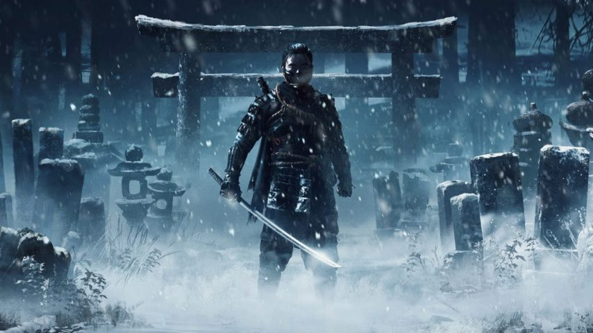 Sony coloca Ghost of Tsushima no seu trailer CES 2018