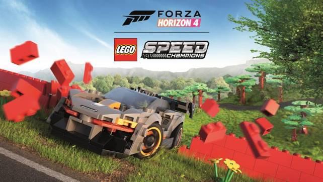Forza Horizon 4: LEGO Speed Champions já disponível