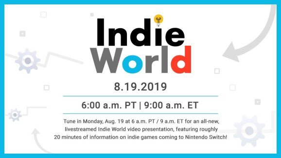 Nova apresentação Indie World é já segunda-feira