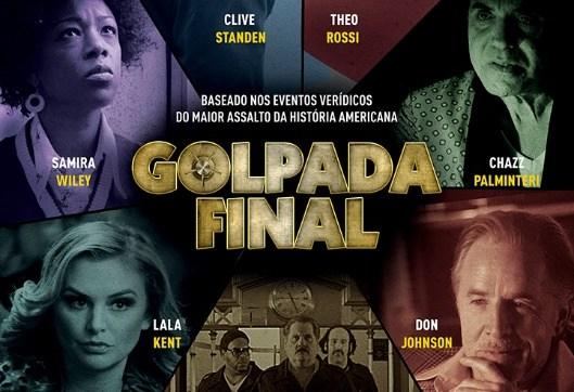 'Golpada Final' estreia nos cinemas nacionais a 12 de março