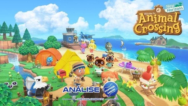 Animal Crossing: New Horizons – Análise
