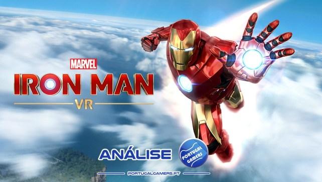 Iron Man VR – Análise