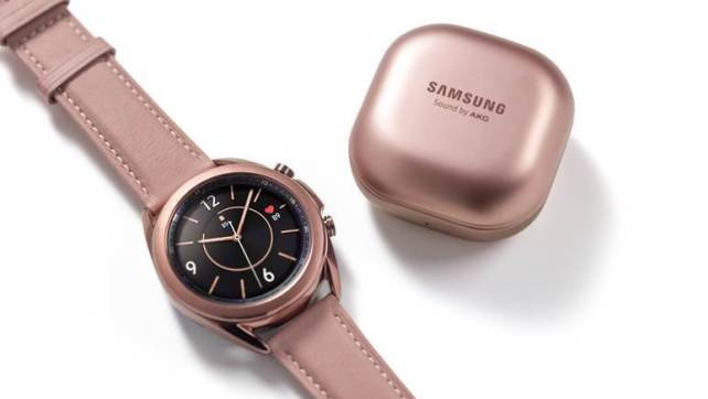 Galaxy Watch3 e Galaxy Buds Live já estão disponíveis