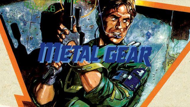 3 Clássicos Metal Gear chegam ao PC pelo GOG
