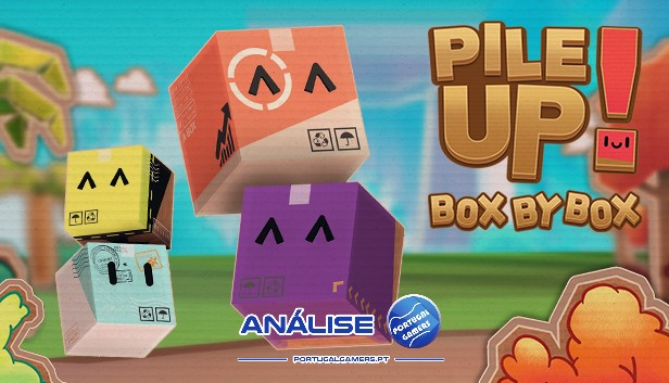 Pile Up! Box by Box – Análise