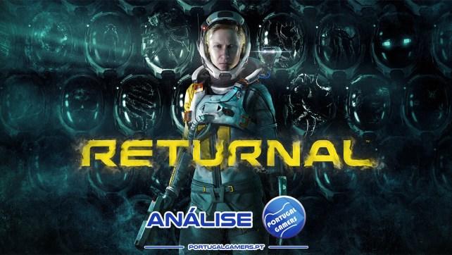 Returnal – Análise