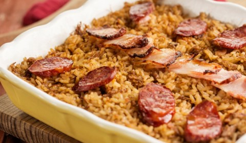 Arroz de Pato - Duck rice