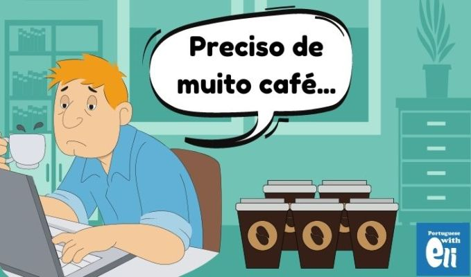 an example of muito in portuguese