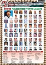 libertad presos politicos saharauis
