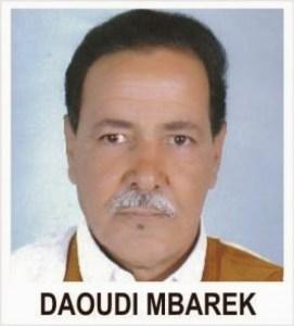 Mbarek Daoudi