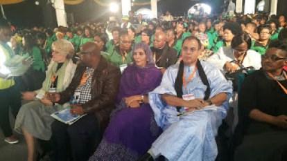 congreso mujeres del congreso ncional africano ANC