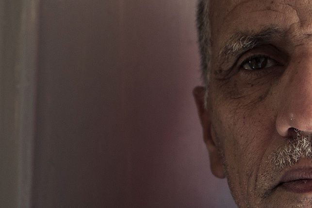 Sidi Mohamed Daddach, el llamado 'Mandela saharaui'. | Eugenio G. Delgado