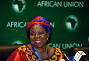 Nkosazana-Dlamini-Zuma Unión Africana