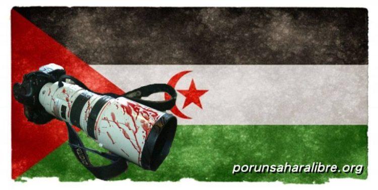 periodistas saharauis