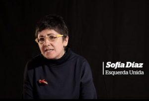Sofía Díaz Esquerda Unida