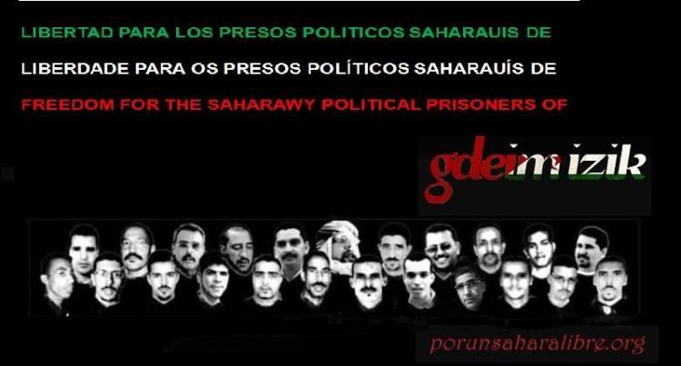Presos Políticos Gdeim Izik