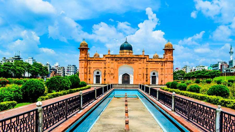 Lalbagh fort, Lalbagh Kella