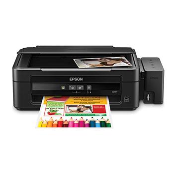 Impresora Epson Multifunción L210 tinta continua