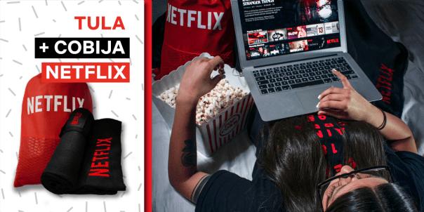 Promoción Alkosto Cobija Netflix Premio