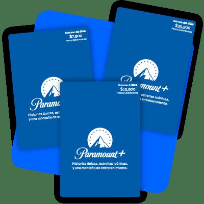 servicio-streming-paramount+-tarjetas