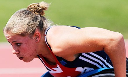 Cockroft Breaks Paralympic Record