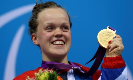 Golden Girl Ellie Simmonds