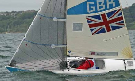 Penalty For GB Sailing Sonar Class