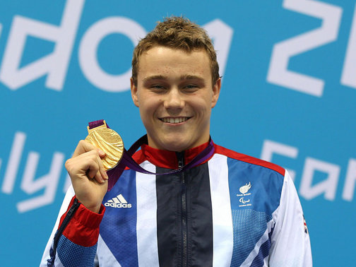 Hynd Adds Gold To His Set