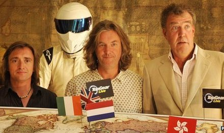 Top Gear 'breached guidelines' on disability