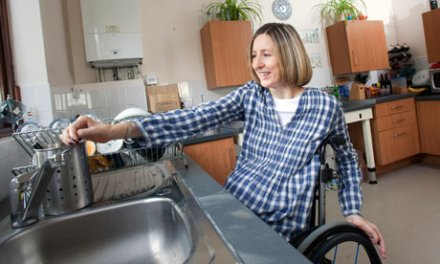 Young people with spinal injuries face discharge to homes for elderly people