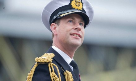 Prince Edward backs disabled mother of dead soldier who has had income support and benefits stopped