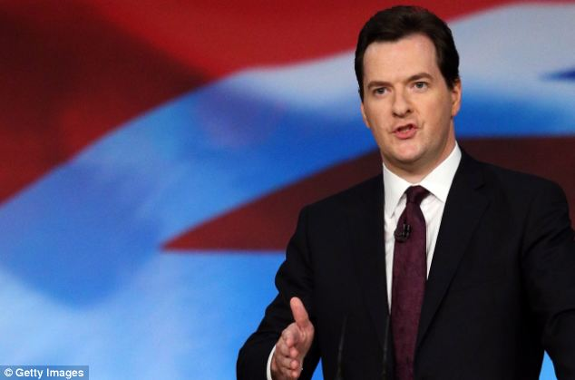 Child benefit is paid to 40,000 children overseas as Osborne imposes cuts on UK families with anyone earning over £50,000