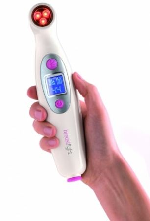 Thousands of women misled by £80 torch that claims to detect breast cancer