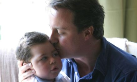The Prime Minister recalled time spent with son Ivan and revealed his hope that the Paralympic Games had changed society's attitude to disability