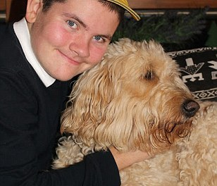 Animal magic: How a specially trained dog is helping a young boy with autism to cope with his fears