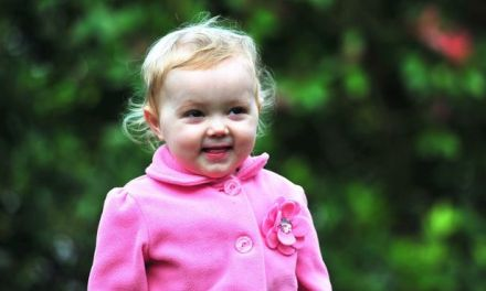 Girl, 2, in brave battle against arthritis after being bedridden for months with mystery illness