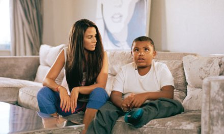 Katie Price: Harvey and me – tantrums and tough love