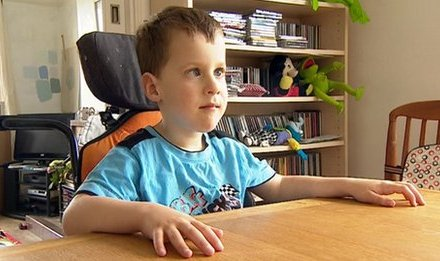 Comet rejects Plymouth cerebral palsy boy's £500 gift card