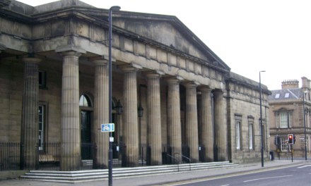 Perthshire man jailed for attack on disabled woman