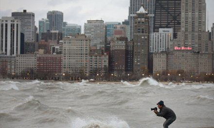 Hurricane Sandy Bringing Out The Best In People