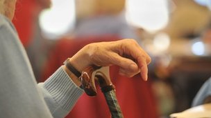 Adult social care suffering under cuts, survey suggests