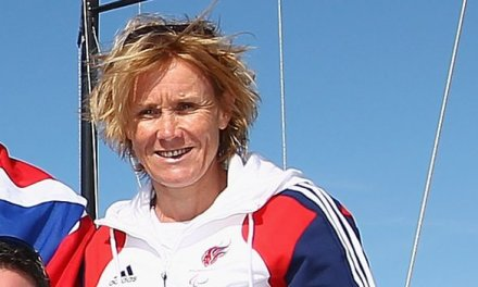 Briscoe named ParalympicsGB chef de mission for Sochi