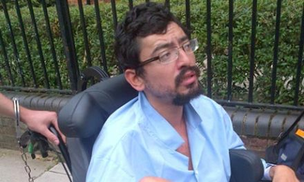 Disabled convict Daniel Roque Hall wins injunction preventing return to jail
