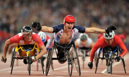 For Britain's disabled people, the Paralympics couldn't make 2012 golden