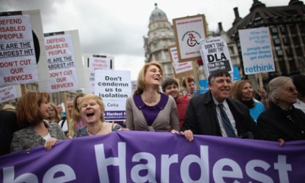Taking DLA away from disabled people is a dangerous experiment