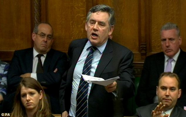Gordon Brown to speak in the Commons for the first time in more than a year in debate on jobs for disabled people