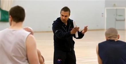 GB men's Wheelchair Basketball team Head Coach announced
