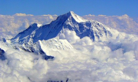 Teen Makes Disability History At Mount Everest