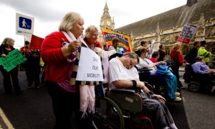 Change to disability benefits appeals process could leave people penniless