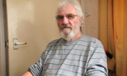 Pensioner's warning about mobility scam